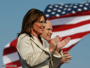 A.B. Culvahouse said Palin would have 'made a great vice president.'