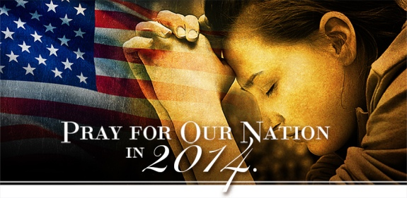 Pray for our Nation 2014