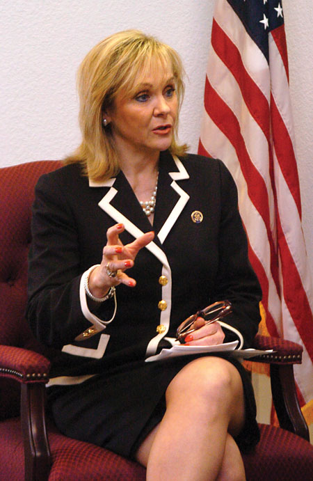 Mary Fallin of OK