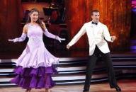 Bristol and Mark Dancing at DWTS - Week 2