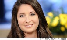 Closeup of Bristol Palin