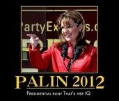 Palin 2012 Tea Party Express - IQ