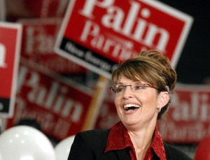 Palin Election Night 2000