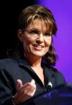 Sarah addresses real estate convention in Las Vegas
