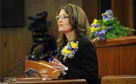 Sarah Palin 2009 State of the State Address