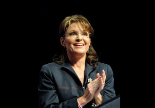 Sarah Palin Addresses Real Estate Convention In Las Vegas