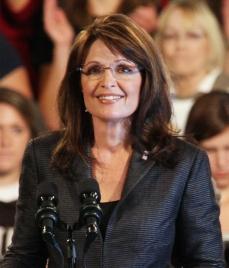 John McCain and Sarah Palin campaigning at Lehigh University in Bethlehem, Pennsylvania, America - 08 Oct 2008