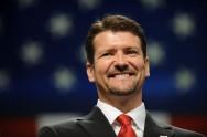 Todd Palin Smiling