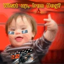 What Up Iron Dog - Trig