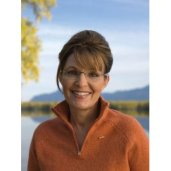 Book Announcement Photo - Sarah Outdoors in Red Fleece Top