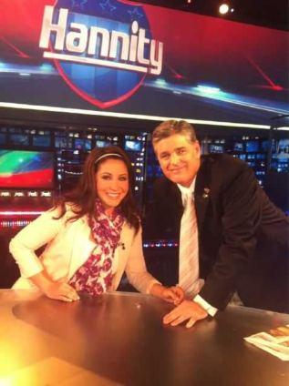 Bristol and Hannity at FOX News