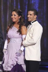 Bristol and Mark at DWTS Week 2