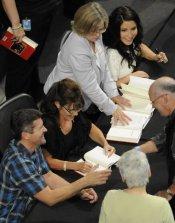 Bristol - Sarah - Todd at MOA Book Signing