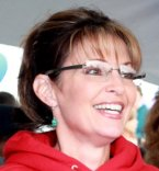 Closeup of Sarah in red sweatshirt at Governors Picnic