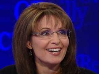 Closeup of Sarah Smiling on OReilly Factor