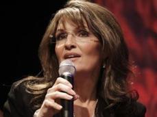Closeup of Sarah with Microphone
