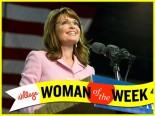 iVillage Woman of the Week - Sarah Palin