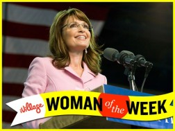iVillage Woman of the Week - Sarah Palin