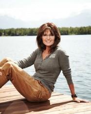 Newsweek Photo Shoot - Sarah posing at end of dock