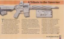 NRA Award Rifle
