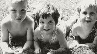 Palin and siblings as toddlers