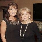 Sarah and Barbara Walters - Most Fascinating - 2010