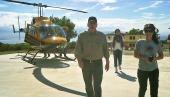 Sarah and Franklin Graham arrive in Haiti