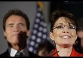 Sarah Palin, Arnold Schwarzenegger