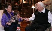 Sarah and Trig and Billy Graham