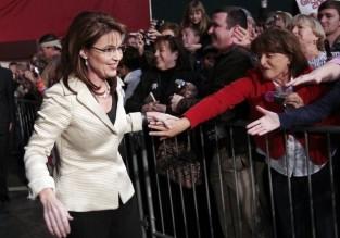 Sarah Palin Campaigns For Sen. Saxby Chambliss