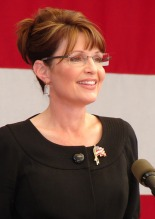 Vice Presidential Candidate, Governor Sarah Palin, spoke to a huge crowd at the Henderson Pavilion in Henderson, Nevada