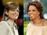 Sarah Convention Photo and Oprah