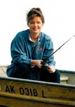 Sarah Fishing