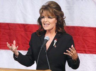 Calif Palin College Speech
