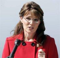 Palin Resigning