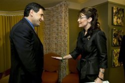 Sarah Meets Israel's Ambassador