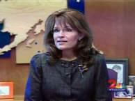 Sarah News Conference