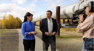 Sarah Palin and Alaska Pipeline 2