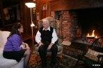 Sarah Palin and Billy Graham