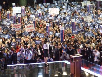 Sarah Palin at GOP Convention