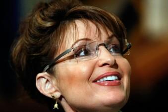 Sarah Palin Closeup