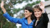 Sarah Palin Endorses Nikki Haley