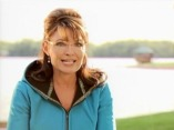 Sarah Palin narrating during SPAlaska series