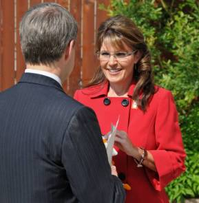 Sarah Palin Steps Asisde As Governor of Alaska