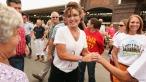 Republican Candidates Campaign At Iowa State Fair