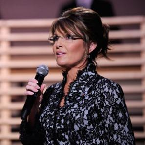 Sarah Speaking at 2010 Time 100 Gala