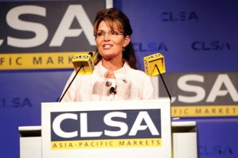 Sarah Speaking at CLSA