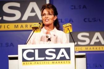 Sarah Speaking at CLSA