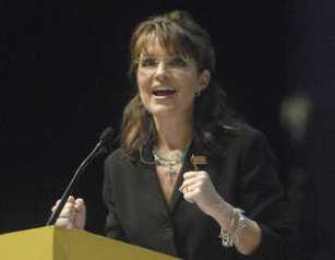 Sarah Speaking at NRA Convention in Charlotte