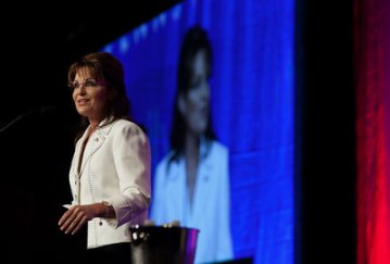 Sarah Speaks at Pro-Family Event in Hershey PA